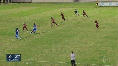 Náutico chega à 5ª vitória consecutiva na Série C do Brasileirão - Timbu se manteve na vice-liderança do Grupo A da competição.