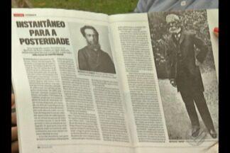 Pesquisador localiza no Pará a última imagem do escritor Machado de Assis - A foto põe fim à discussão sobre a cor da pele do escritor.