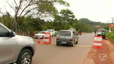 Duas pessoas são presas com arma de fogo durante Operação Verão em Santarém - Os órgãos de segurança continuaram com os trabalhos neste fim de semana, nos balneários e nas estradas de Santarém.