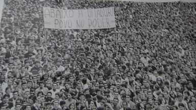A Passeata dos Cem Mil e as tensões de 1968 no Brasil