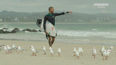 Surfando Na Austrália