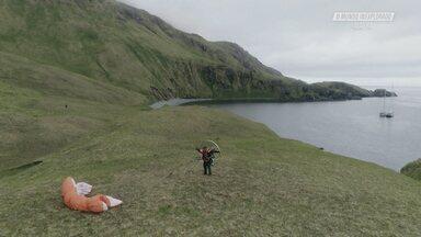 A Chegada No Alasca