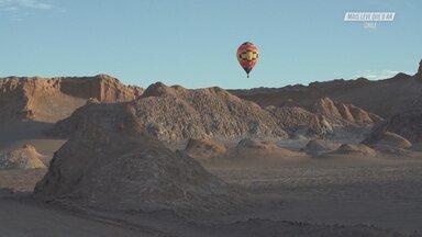 Nascer Do Sol No Balão