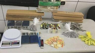 PM encontra barraco que armazenava mais de 10 kg de drogas em Guarujá - Entorpecentes foram encontrados durante operação policial no bairro Perequê.