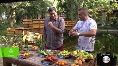 Meu Pé de Fruta mostra a riqueza do limão - O engenheiro florestal, Murilo Soares, explica as características dos vários tipos de limão