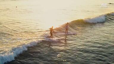 Califórnia e a Cultura do Surfe