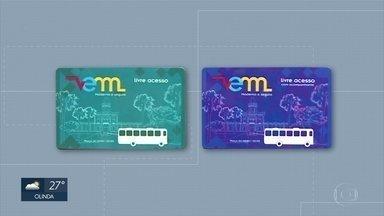 Passageiros de ônibus devem trocar o cartão VEM Livre Acesso - Grande Recife Consórcio faz alerta para os prazos de troca