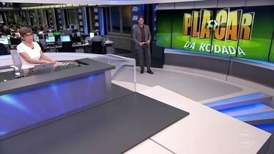 Placar da Rodada: Clássicos em São Paulo e Rio de Janeiro terminam empatados - Veja os gols da rodada desta quinta-feira pelo Brasileirão.