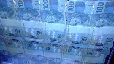 Estácio Borges continua em busca de 1 milhão de reais - Engenheiro conquista 3 mil reais