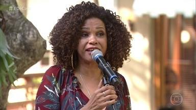 Tereza Cristina canta no 'É de Casa' - Confira!