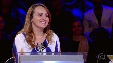Rosilene Vieira continua sua busca por um milhão de reais no 'Quem Quer Ser Um Milionário' - Confira!