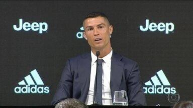 Multicampeão pelo Real Madrid, Cristiano Ronaldo busca vida nova na Juventus - Multicampeão pelo Real Madrid, Cristiano Ronaldo busca vida nova na Juventus