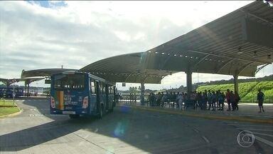 Sistema de monitoramento do transporte do Recife ficou na promessa - 20 milhões de reais foram gastos, com um sistema de monitoramento do transporte público, que deveria ter ficado pronto há três anos.