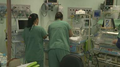 Unidades de saúde em Americana e Sumaré enfrentam superlotação em UTI's pediátricas - Em Campinas, o Caism e o Hospital de Clínicas da Unicamp também têm restrição de atendimento desde a semana passada.