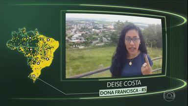 Que Brasil você quer para o futuro? - Saiba como enviar o seu vídeo.