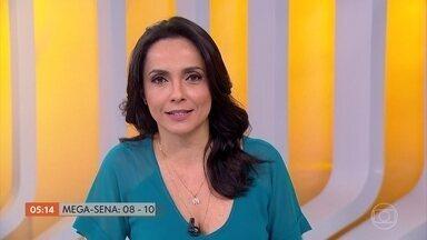 Aposta de São Luís (MA) leva o prêmio de R$ 73 milhões da Mega-Sena - Os números sorteados foram: 08 - 10 - 15 - 23 - 25 – 34.