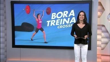 """Bora treinar CrossFit"": Internautas mandam vídeos de seus treinos nos boxs - ""Bora treinar CrossFit"": Internautas mandam vídeos de seus treinos nos boxs."