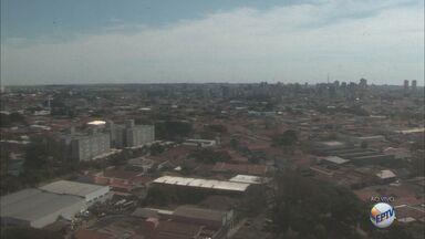 Veja como fica o tempo em São Carlos e região nesta quinta-feira (26) - Veja como fica o tempo em São Carlos e região nesta quinta-feira (26).