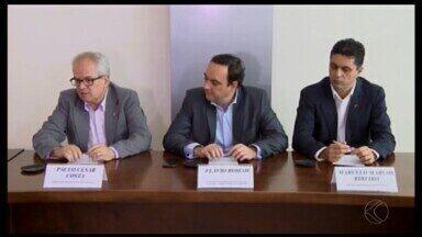 Novo presidente da Fiemg Regional do Centro-Oeste de MG é apresentado em Divinópolis - A posse de Paulo César Costa foi nesta quarta-feira (25). Diretoria da entidade será liderada por Marcelo Marcos Ribeiro.