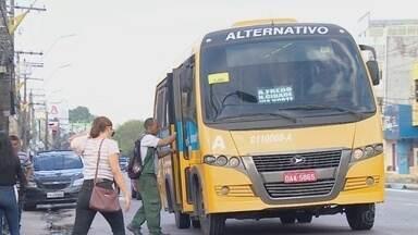 Justiça determina licitação para transportes executivo e alternativo em até 30 dias - Micro-ônibus sem condições para operar terão que ser retirados de circulação.