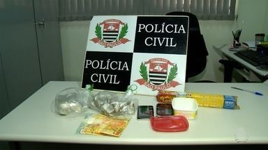 Polícia Civil realiza operação em Regente Feijó - Presos foram encaminhados para penitenciárias do Oeste Paulista.