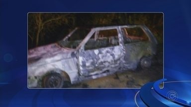Corpo de vendedora encontrada queimada em carro é reconhecido pela família - O corpo de uma vendedora de Itatiba (SP) foi reconhecido pela família no Instituto Médico Legal (IML) de Jundiaí. A vítima foi queimada dentro de um carro, em Morungaba, há duas semanas.