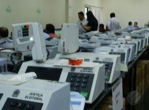 Tecnicos do TSE realizam testes em sistema das eleições de Belém - Além do Pará, os tecnicos vão realizar vistorias em outros estados do Brasil