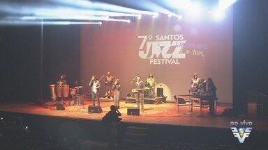 7ª edição do Santos Jazz Festival começa nesta quinta-feira - Apresentações acontecem nos Arcos do Valongo.