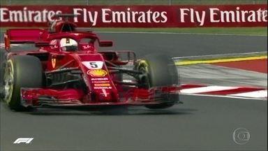 Veja as notícias do treino livre do GP da Hungria de F1 - Veja as notícias do treino livre do GP da Hungria de F1