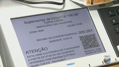 Novo prefeito de Santa Cruz das Palmeiras toma posse nesta sexta-feira (27) - Zé da Farmácia foi eleito com 57,93% dos votos na eleição suplementar que ocorreu no dia 24 de junho.