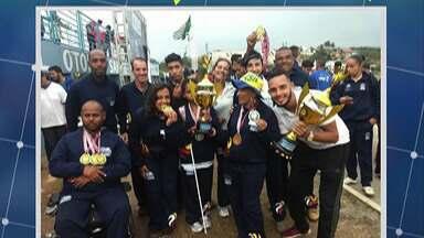 Atletismo PCD de Mogi das Cruzes conquista medalhas nos Jogos Regionais - Mogi mais uma vez brilhou no atletismo para pessoas com deficiência. Equipe ficou em segundo lugar no geral com o masculino e o feminino em terceiro. Região também conquista mais medalhas em outras modalidades.
