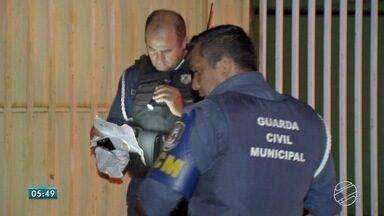 Guarda Municipal faz operação em Campo Grande - Os guardas abordaram diversas pessoas na região da antiga rodoviária e da Orla Morena. Neste último local foi utilizado um drone.