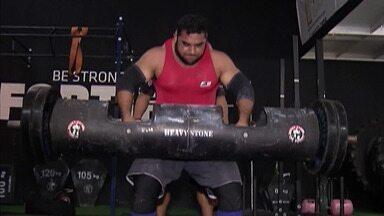 Mogi das Cruzes recebe campeonato de Log Fit neste final de semana - O log lift propõe ao atleta o levantamento de pesos de mais de 80 kg, A modalidade pode ser praticada por atletas nas mais diversas condições físicas.