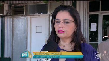 CRM-PI realiza vistoria na Maternidade Dona Evangelina Rosa - CRM-PI realiza vistoria na Maternidade Dona Evangelina Rosa