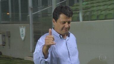 Na estreia de Adilson Batista, América-MG vence o Inter e sai da zona de rebaixamento - Com dois gols no primeiro tempo, Coelho encerra jejum de vitórias no Brasileirão