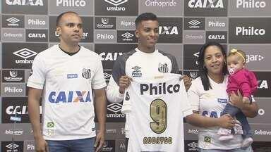 Santos se prepara enfrentar o América Mineiro neste domingo - Peixe encara equipe mineira a partir das 19h, na Vila Belmiro, em busca de mais três pontos no Campeonato Brasileiro.