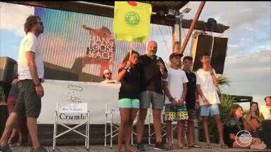 Piauienses se destacam no Mundial Aberto de Kite Surf na Itália - Piauienses se destacam no Mundial Aberto de Kite Surf na Itália