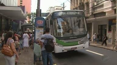 Passagem de ônibus vai a R$ 4,20 a partir de segunda-feira (30) em Ribeirão Preto, SP - Reajuste anunciado pela Prefeitura nesta quinta-feira (26) é de 6,33%, mas Consórcio Pró-Urbano chegou a propor aumento de 19,24%. Valor supera tarifas de capitais, como SP e RJ.