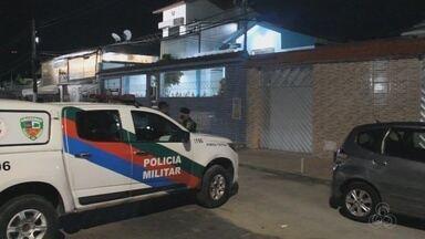 Cinco pessoas morrem durante troca de tiros no bairro São Jorge, em Manaus - Tiroteio assustou população.