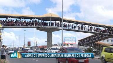 CAGED aponta que Bahia é lider no número de demissões no mês de junho no nordeste - A necessidade faz com que as pessoas busquem de diversas formas para conseguir voltar ao mercado de trabalho.