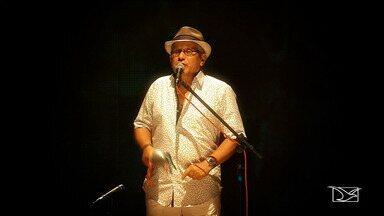 Papete é homenageado em festival de São Luís - Homenagem ao mestre da música popular maranhense ocorre em um festival de percussão da cidade.