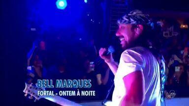 Segunda noite do Fortal tem Claudia Leitte, Bell Marques e Wesley Safadão - Veja mais notícias em g1.com.br/ce
