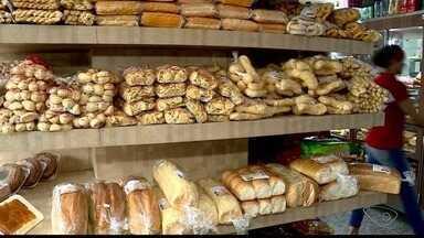 Trigo sobe de preço e padarias de Colatina reajustam o valor do pão - Outros produtos que têm trigo também tiveram os preços reajustados.