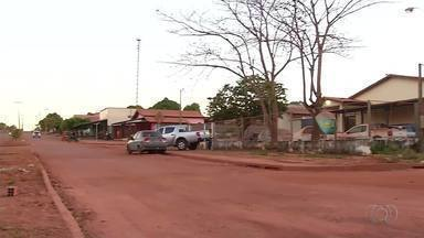 Presos fogem da cadeia usando carro da polícia em Miranorte - Presos fogem da cadeia usando carro da polícia em Miranorte