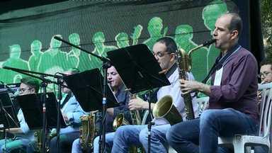 Maringá recebe terceira edição da Mostra Instrumental Ecos do Ingá - Músicos de Maringá, região e outros estados participaram da mostra.
