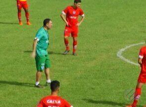 Guilherme Alves define titulares do Paysandu contra o Atlético-GO - Técnico deverá repetir a mesma onzena que começou o jogo contra o Figueirense. Lúcio Flávio é a grande novidade.
