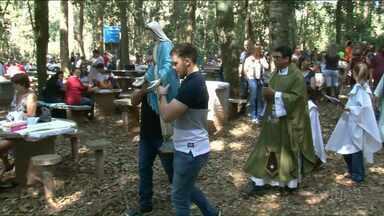 Festa do Bosque em Graciosa reúne milhares de pessoas - Festa que é tradicional completou 54 anos.