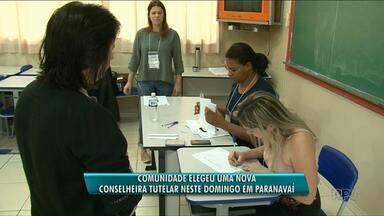 População elege nova conselheira tutelar em Paranavaí - A pedagoga, Ivone de Almeida foi eleita e é a nova conselheira.