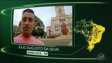 TV Globo quer saber 'Que Brasil você quer para o futuro?' - Grave seu vídeo e envie para o WhatsApp (16) 99700-0000.