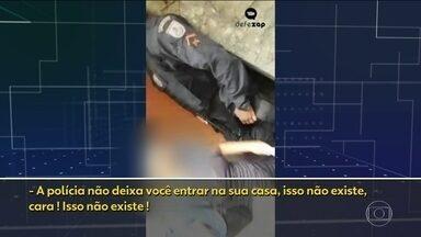 Vingança de policiais é um crime que se repete, diz Anistia Internacional - Moradores das favelas do Rio relatam abusos durante operações em busca de bandidos que mataram ou feriram policiais nas redondezas.